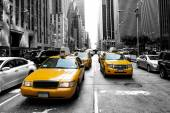 Fotografie taxi New york