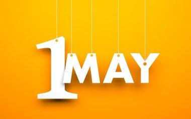 White word 1 may