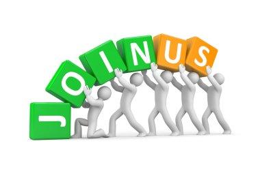 Join Us - invitation