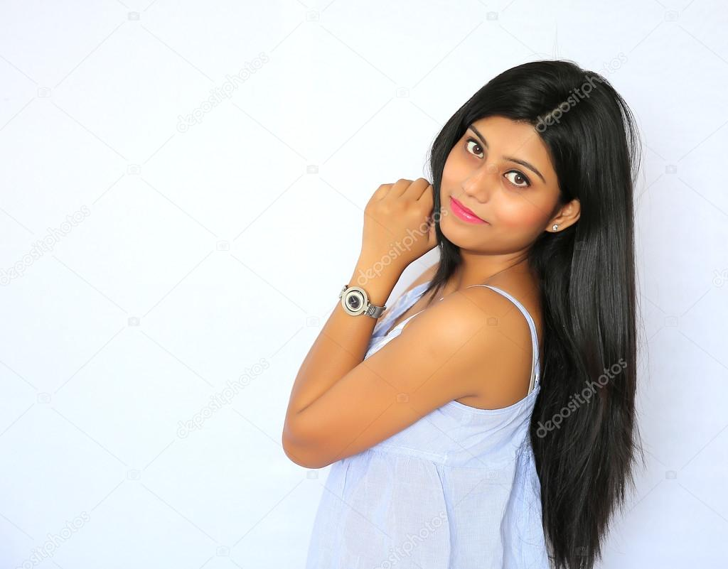 dress - Indian stylish girl images video