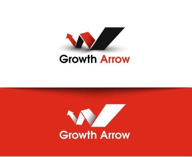 Growth Arrow web Icons