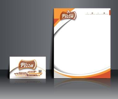 Pizza Shop Corporate Identity