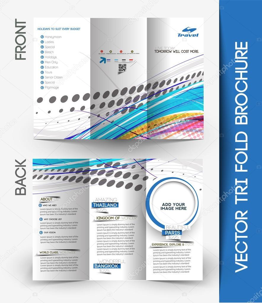 Travel center Brochure