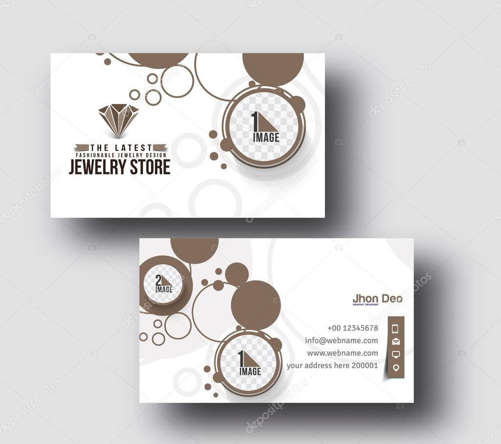 Jewelry shop business card stock vector redshinestudio 70209149 jewelry shop business card stock vector reheart Gallery
