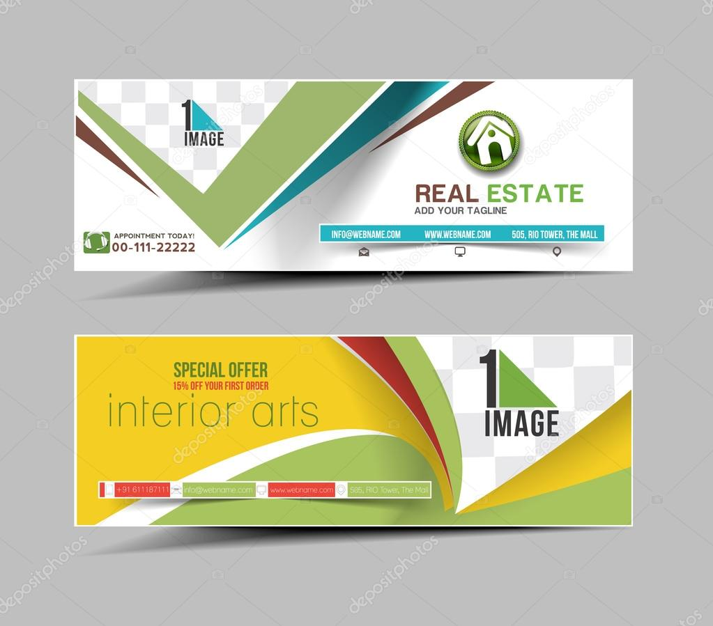 Real estate Business Ad Web Banner