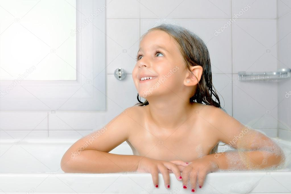 Teen Female Shower Bathroom High Resolution Stock Photography And Images