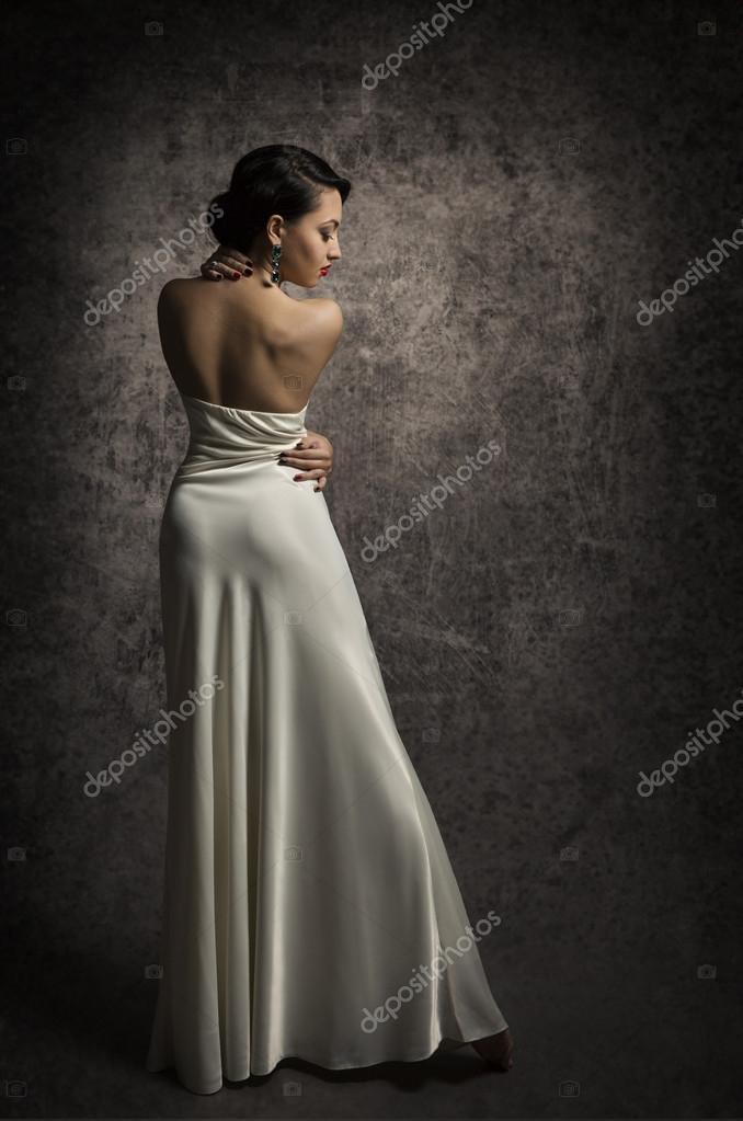 83d744142e Mujer belleza posterior retrato