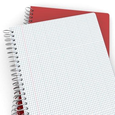 Pair of notebooks