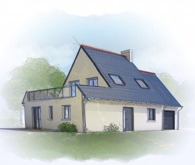 Home illustration c