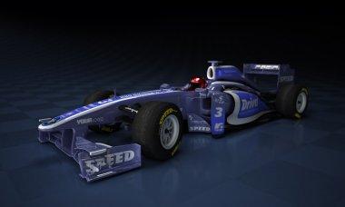 Race car checker