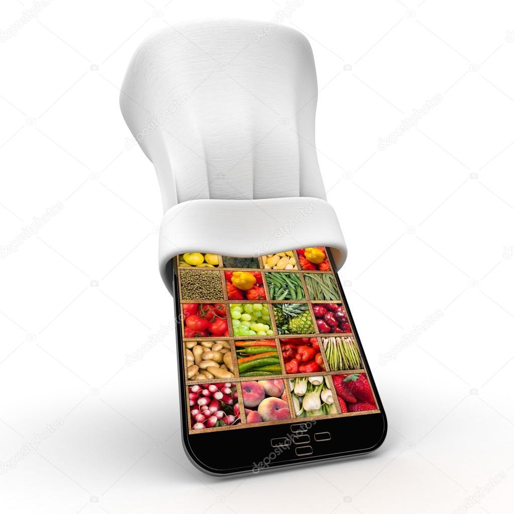 Healthy Food app