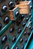 Fotografie Vintage apothecary chest