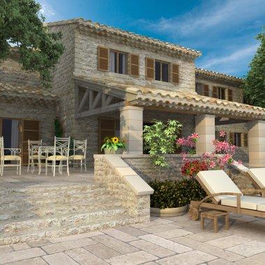 Magnificent villa