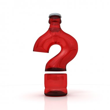 Red bottle doubt