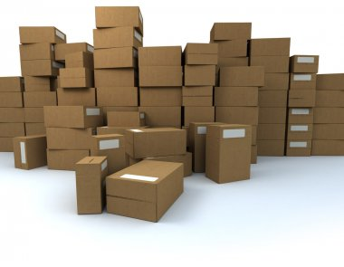 Heap of packages 2
