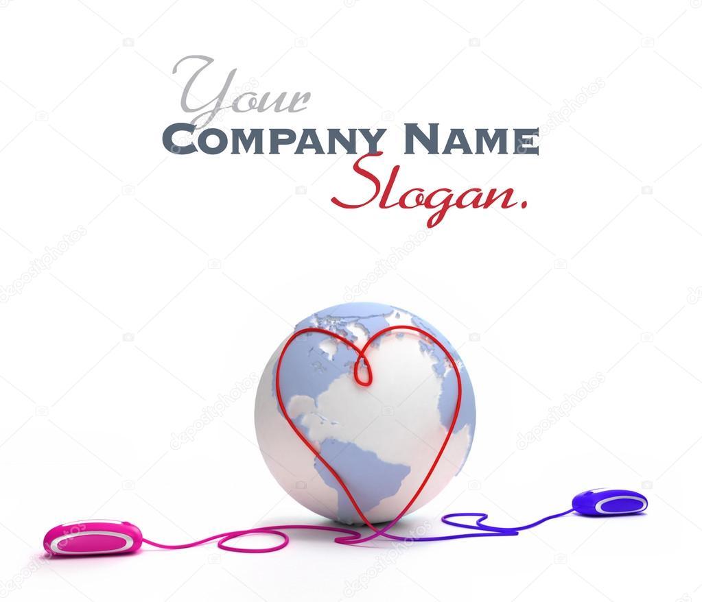 seznamky sloganů pro webové stránky