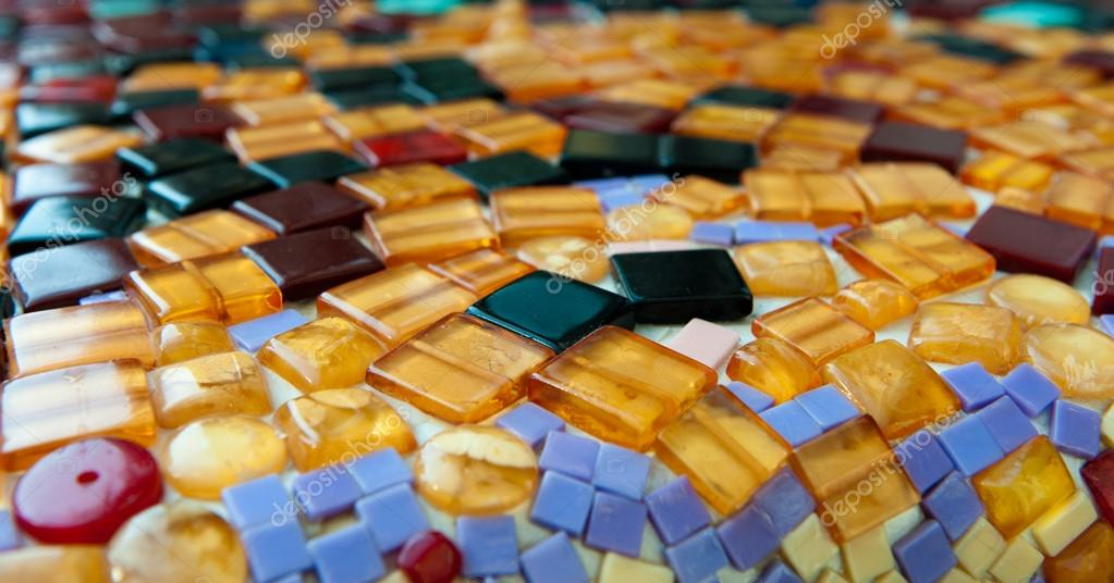 Mosaic texture — Stock Photo © franckito #65904921