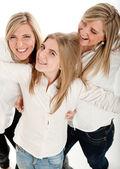 Fotografie Glücklichste Schwestern
