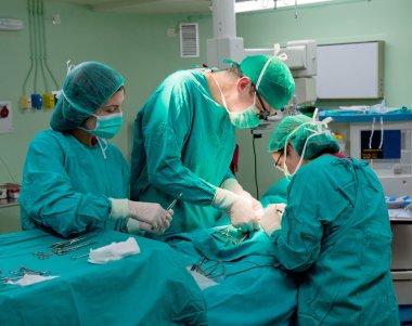 Hospital surgery b