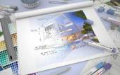 Haus-Design-Modifikationen