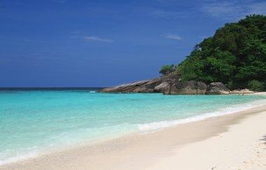 Similan Islands. Seascape