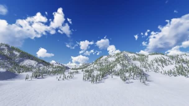 horský Les v zimě, šťastné svátky text