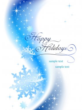 Beautiful winter snow background for banners, backgrounds, presentations, decorations. clip art vector