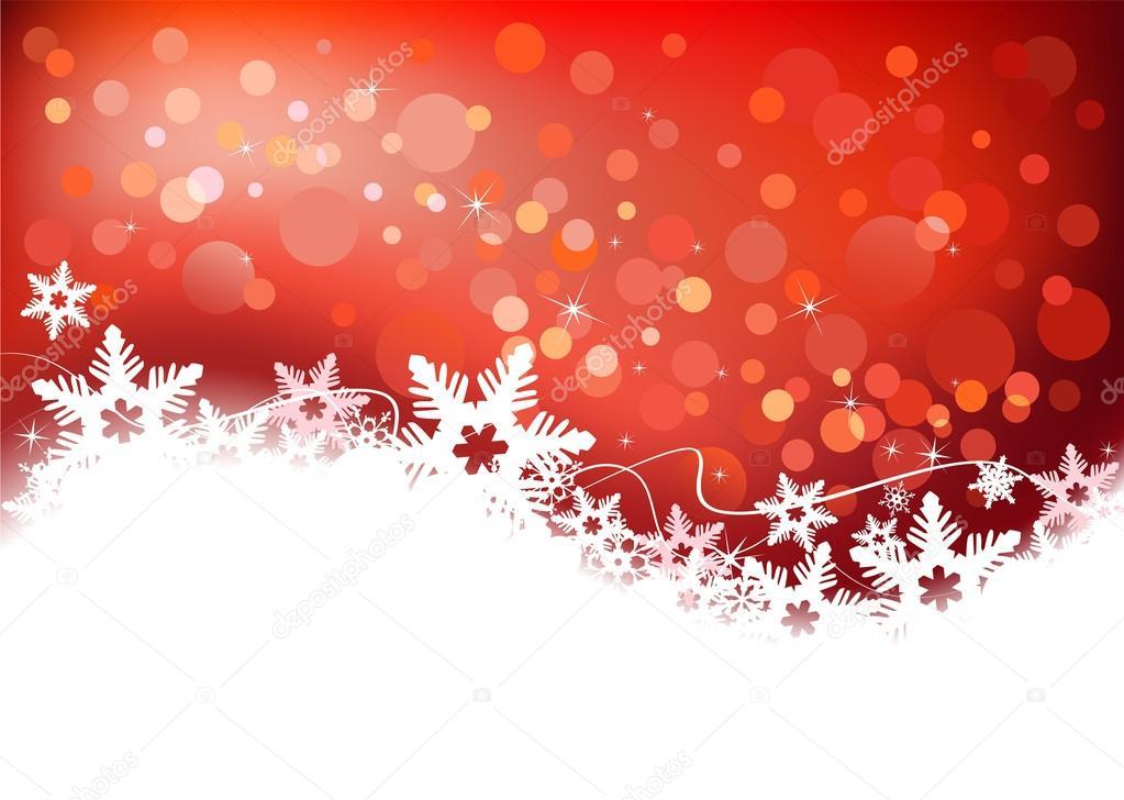 Festive Christmas background.
