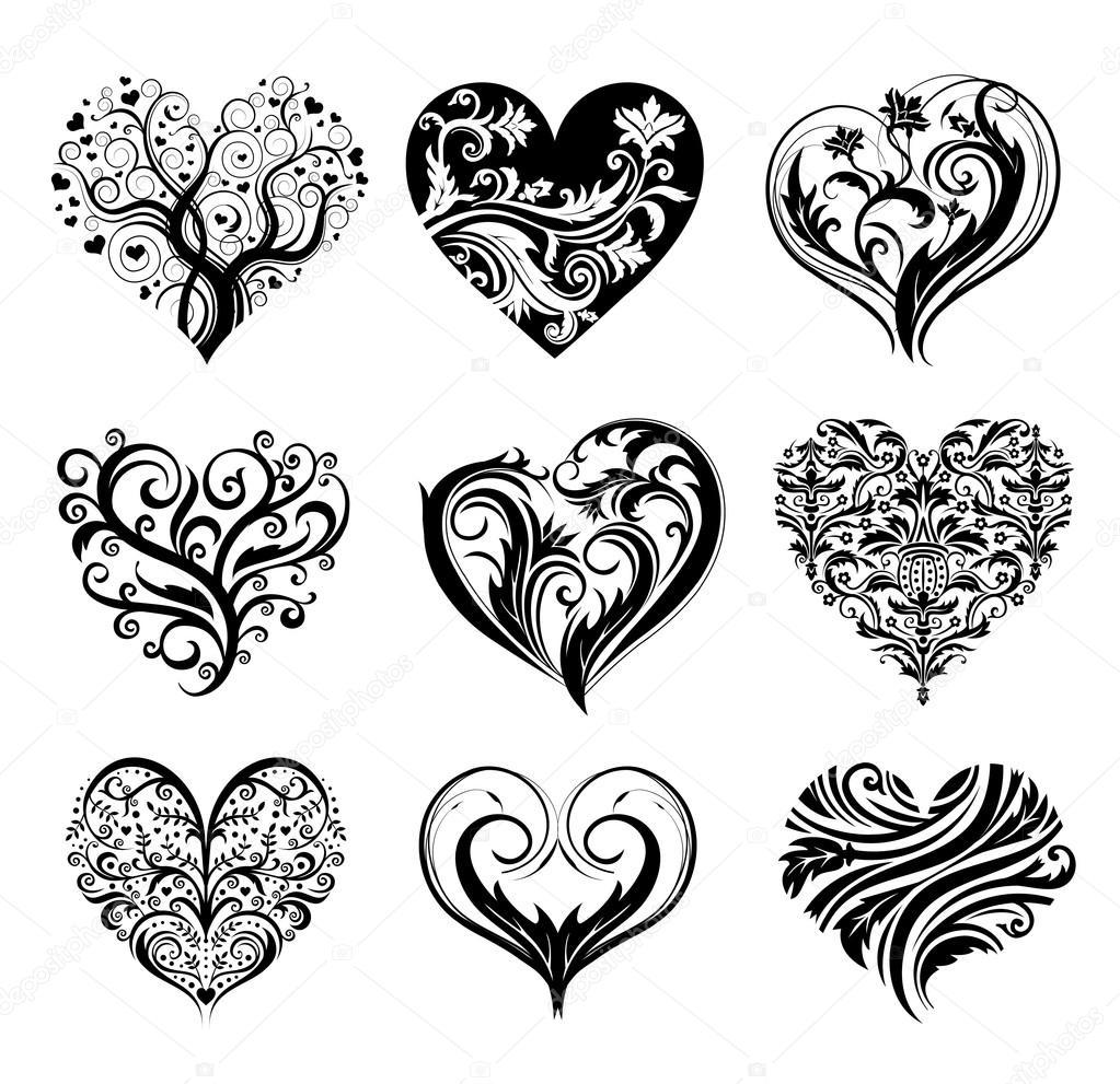 Serce tatua wektor grafika wektorowa azzzya 61857959 for Still breathing tattoo
