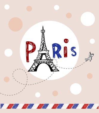 Paris post card