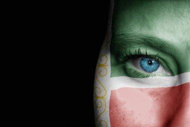Supporter of Chechen Republic