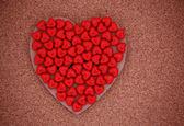 Valentin-nap háttér