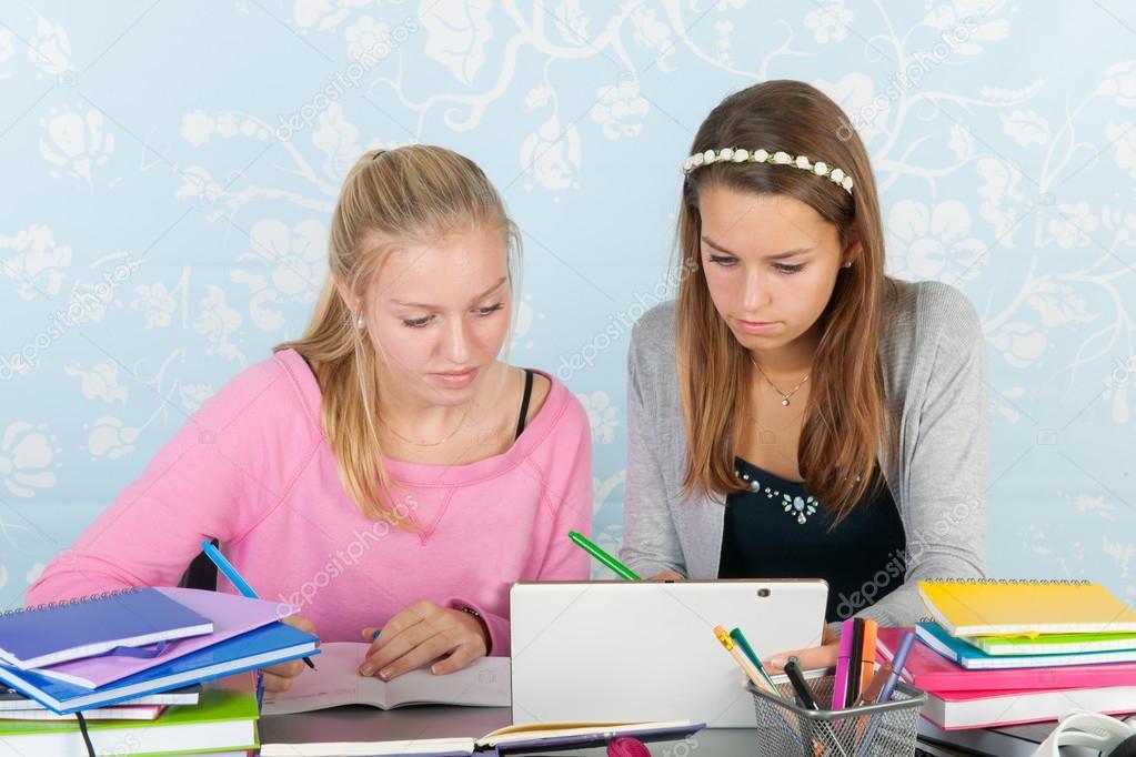 Digital teen girls — 6