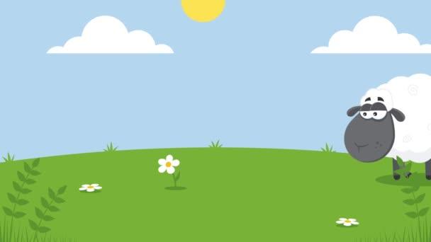 Kartun Anak Domba Stok Video, Kartun Anak Domba Rekaman Bebas Royalti |  Depositphotos®