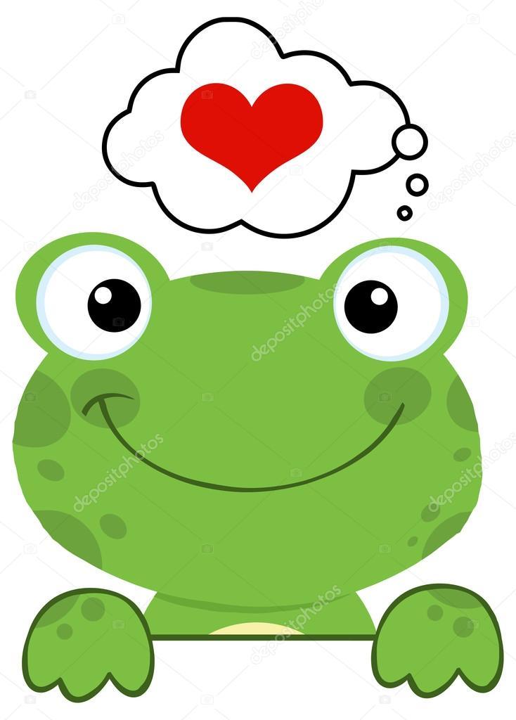 sapo desenho animado no amor vetores de stock  u00a9 hittoon christmas frog clipart images frog clipart images