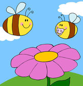 Včelí matka s Baby Bee