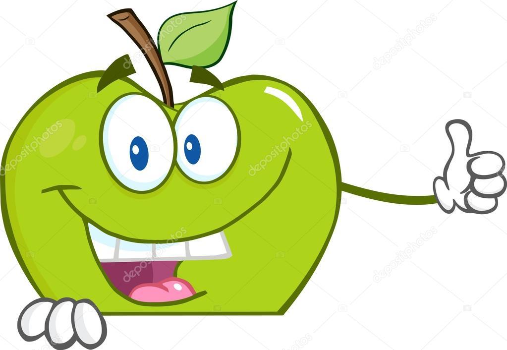Dibujos Animados De Color Verde: Dibujos: Personajes De Animados De Color Verde