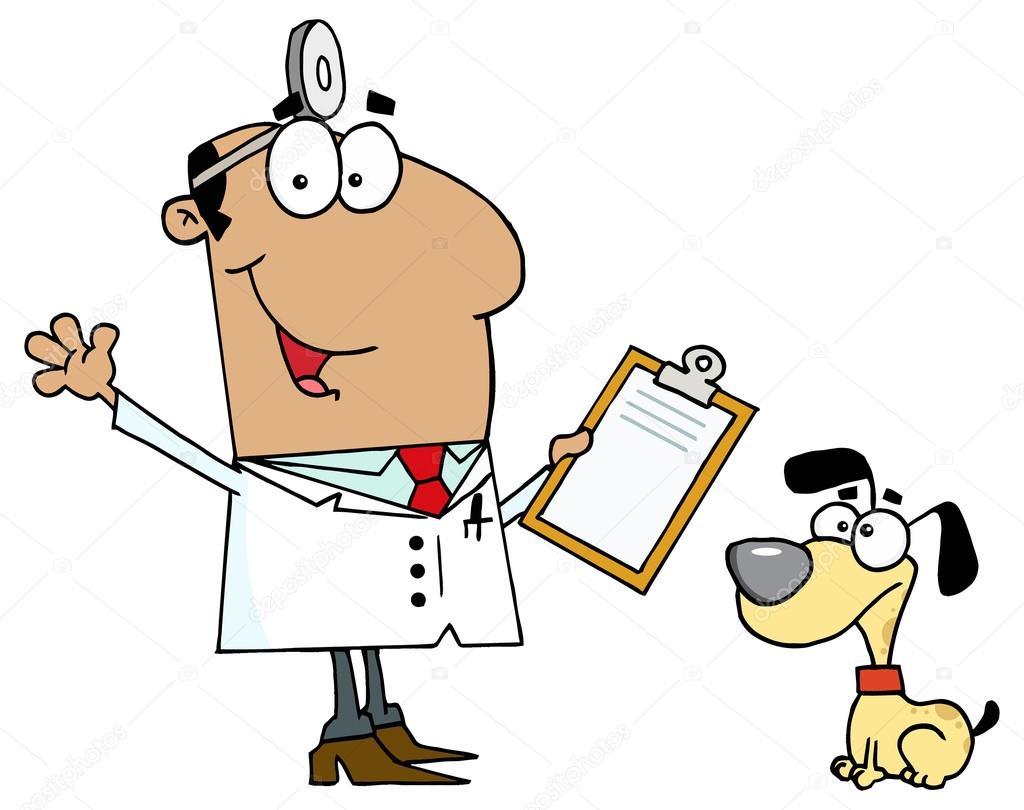 Veterinario Doctor Personaje