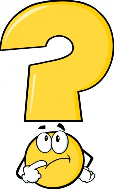 Yellow Question Mark