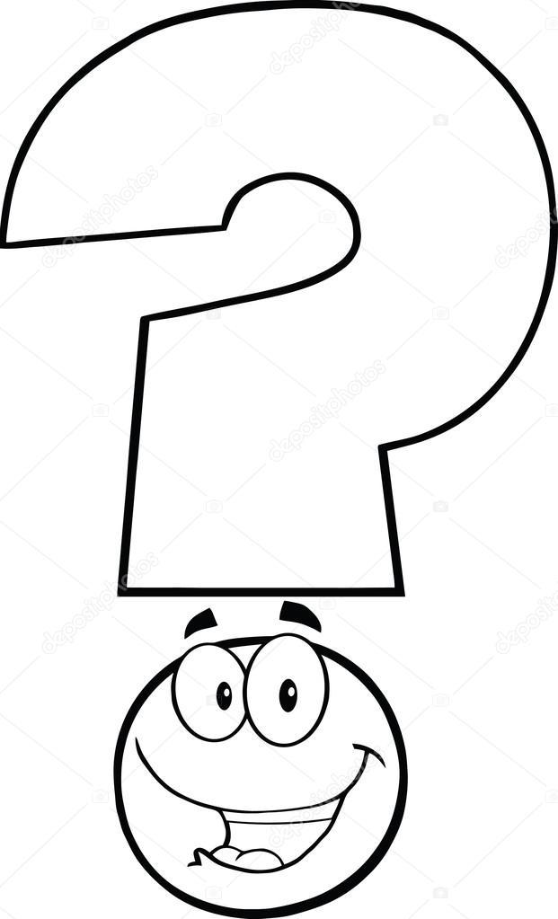 En Iyisi Soru Işareti Boyama Yazdırılabilir Boyama Sayfaları