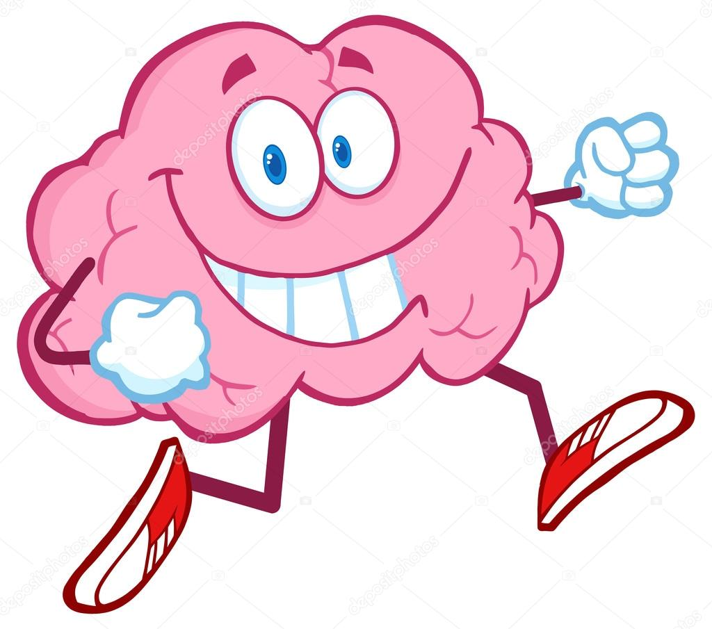 Áˆ Cartoon Brain Stock Images Royalty Free Cartoon Brains Vectors Download On Depositphotos