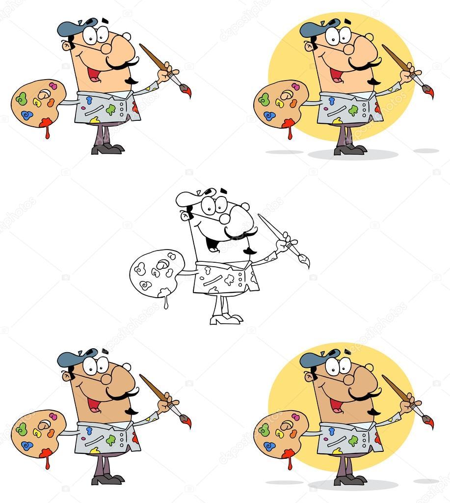 Zeichentrickfigur