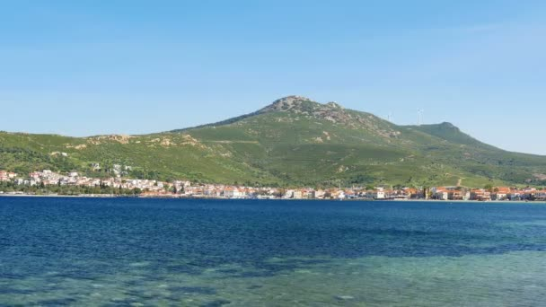Krásné moře v Yeni Foca