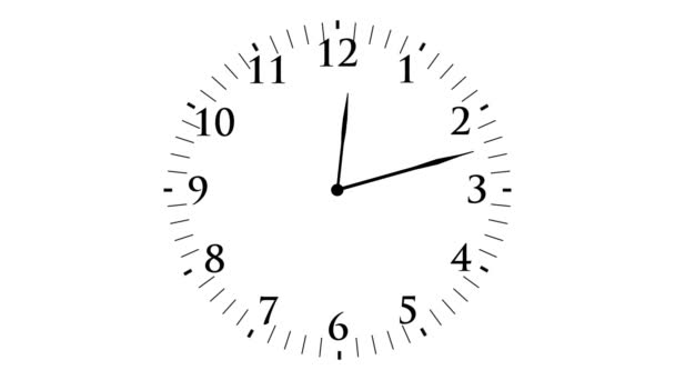 čas hodin s sekundy