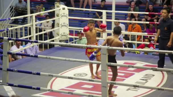 Muay Thai Box Spiele