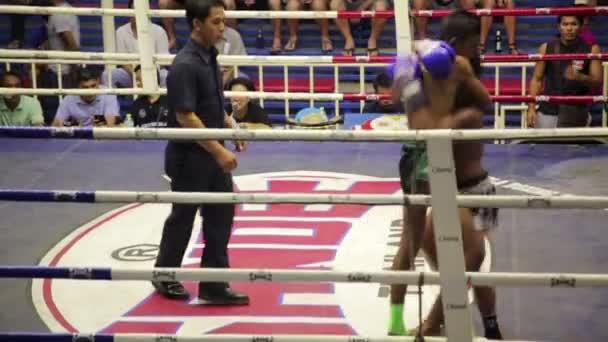 Muay Thai Box Streichhölzer