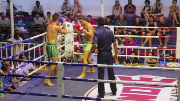 Muay Thai box matches