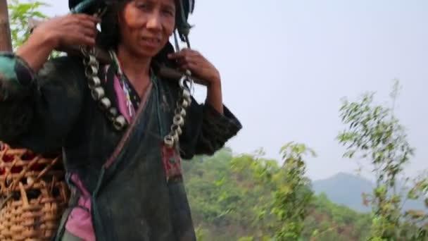 Indigenous native tribal people