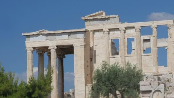 Antické akropole v Athénách