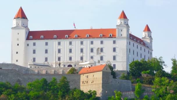 Bratislavský hrad zobrazení